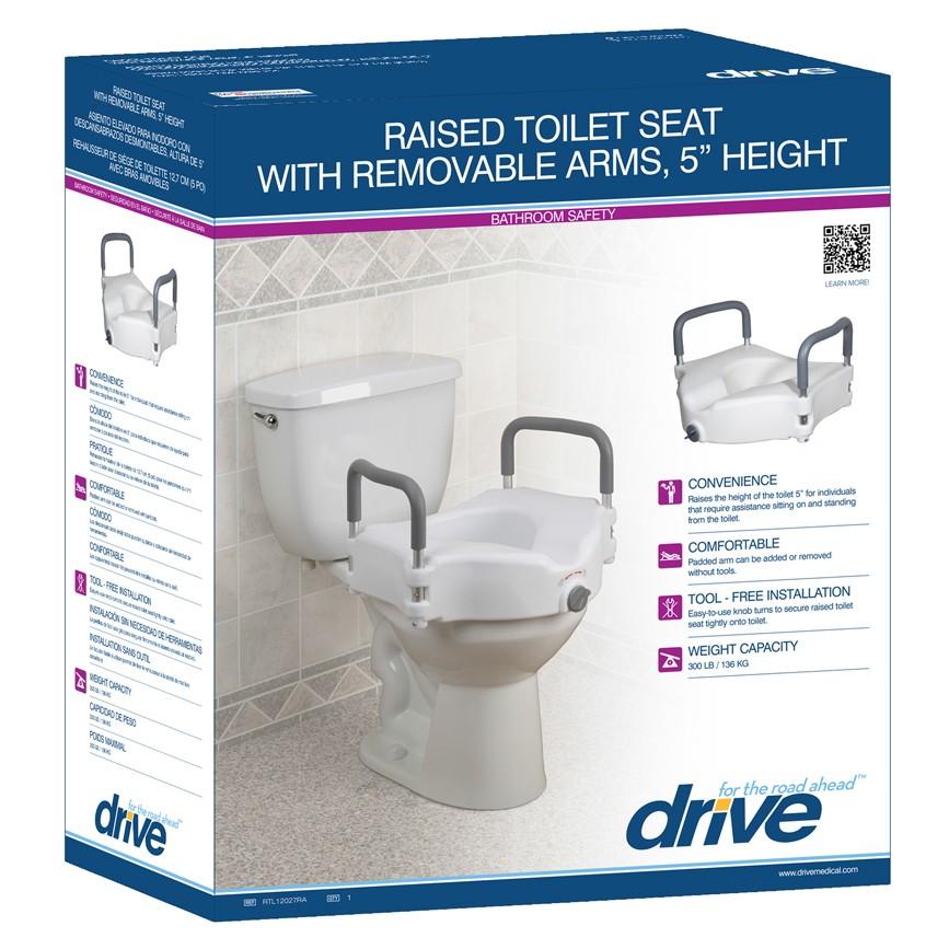 Raised Toilet Seat Northeast Mobility