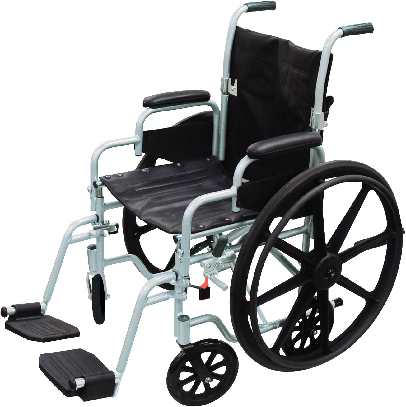 PolyFly lightweight wheelchair