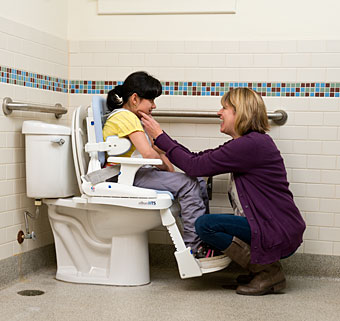 Rifton Hygiene and Toileting System