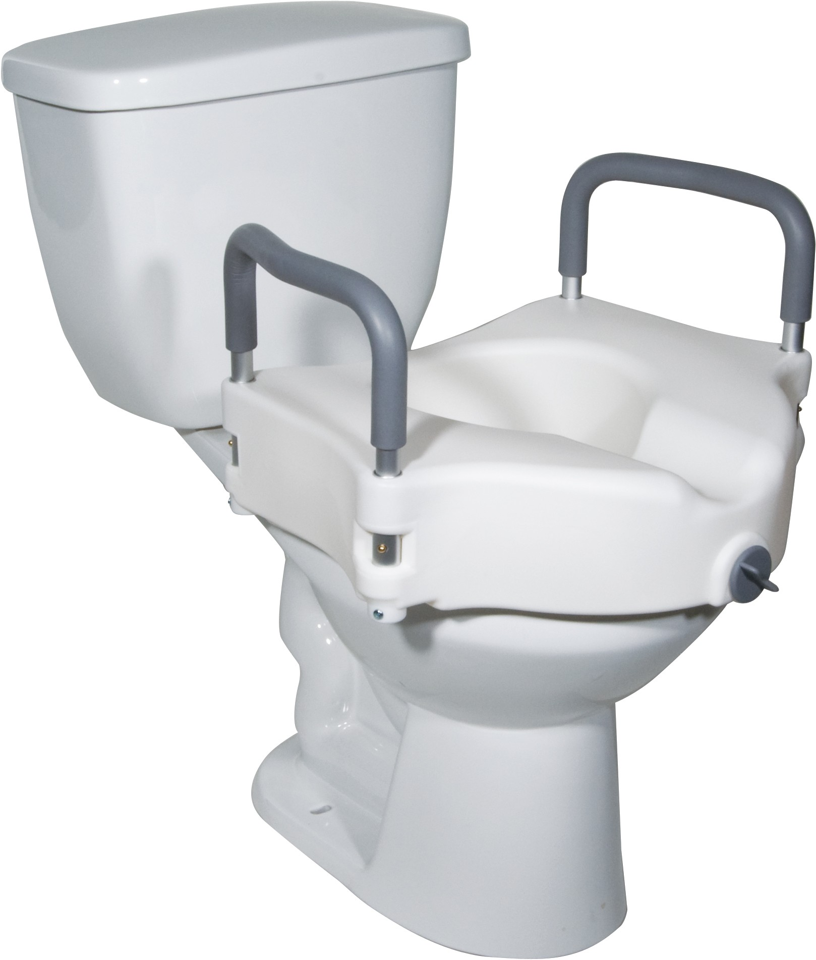 Raised Toilet Seat - Northeast Mobility