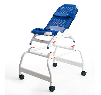 Rifton Blue Wave Bath Chair