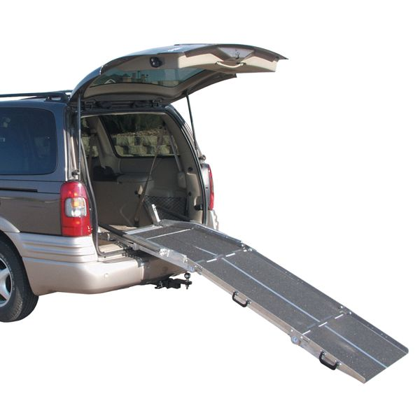 Rear Door Ramp