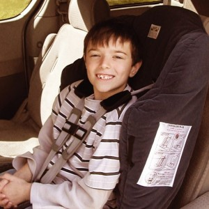 Traveller Plus EL Car Seat