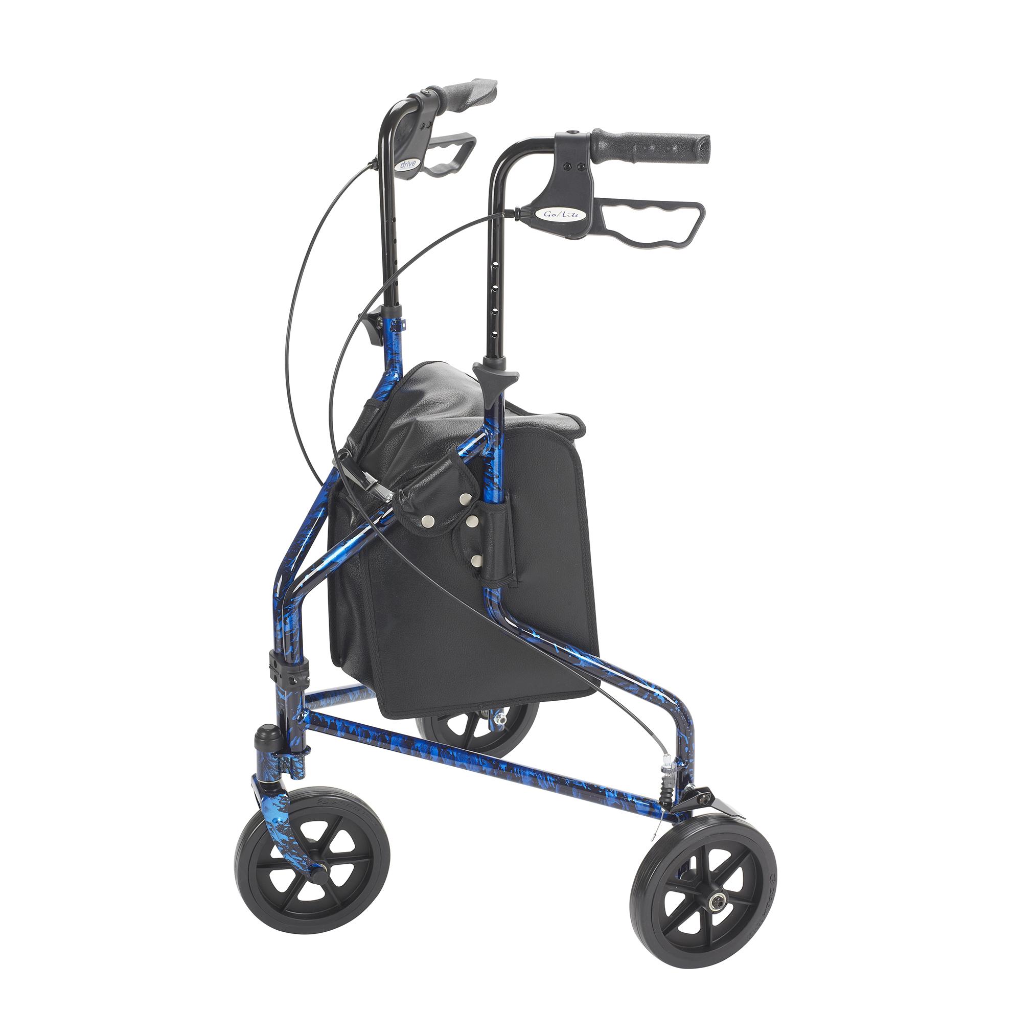 3 Wheel Rollator Northeast Mobility