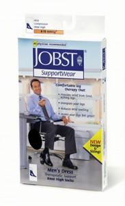 jobst men's dress compression socks