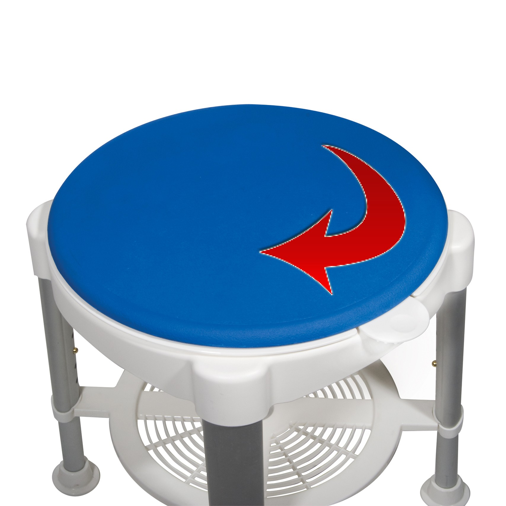 rotating shower stool Drive Medical
