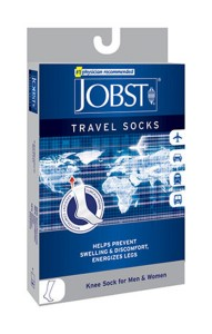 travel socks Jobst