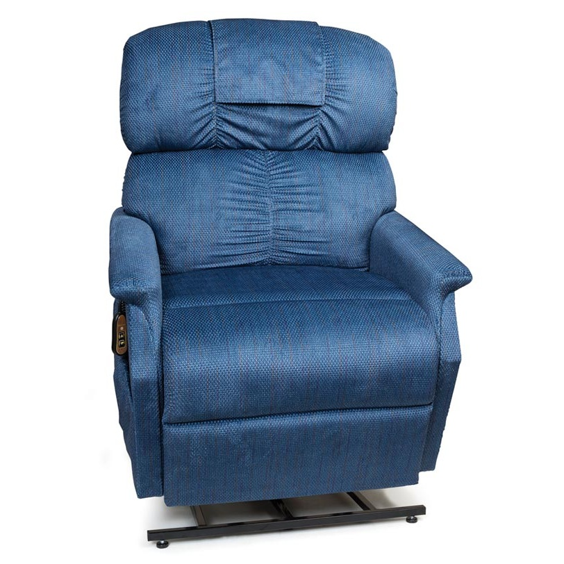 comforter wide lift chair golden technologies admiral