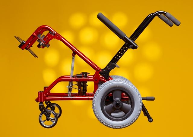 NXT Folding Tilt Wheelchair Freedom Designs