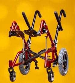 NXT folding tilt wheelchair by Freedom Designs