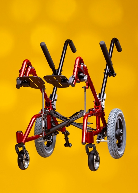 NXT folding tilt wheelchair by Freedom Designs