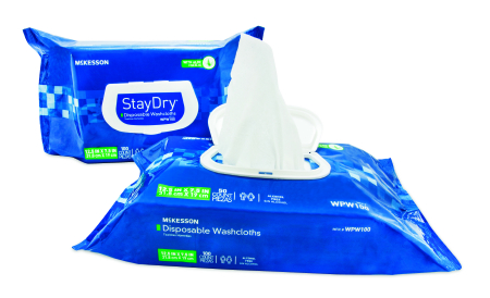 Baby Wipes - Adult Size